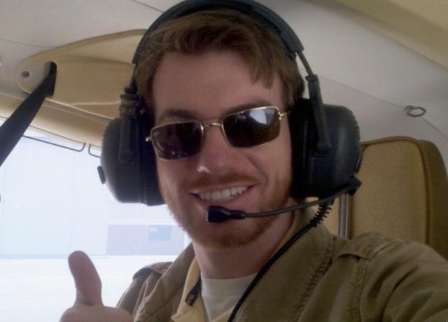 Howdy! I'm on a plane.