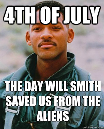 Or Will Smith Day.